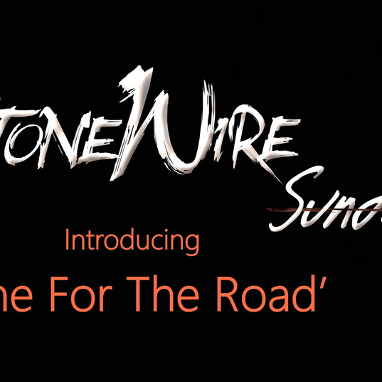 "StoneWire Sunday: Introducing ""One For The Road"""