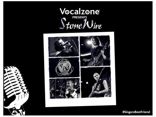 StoneWire featured on Vocalzone's #SingersBestFriend initiative