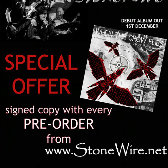Exclusive Album Pre-Order now available!
