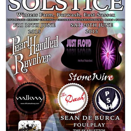 Sussex Solstice Festival - 19th & 20th June 2015