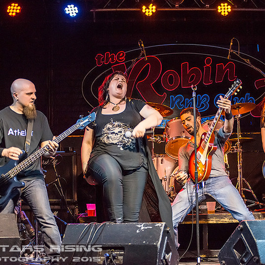 Great live review of our show at the Robin 2