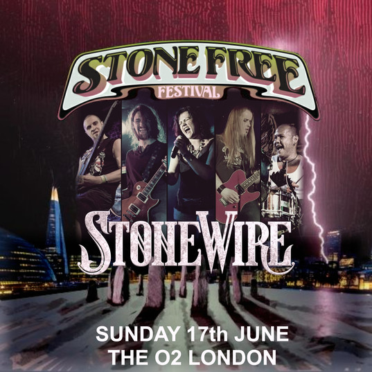Stone Free Festival at The O2 London