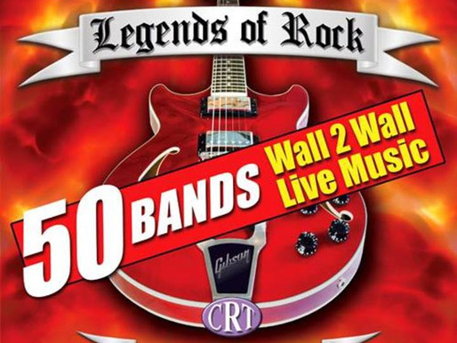 Next up... Legends of Rock...