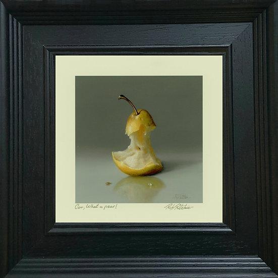 Cor, What a Pear!