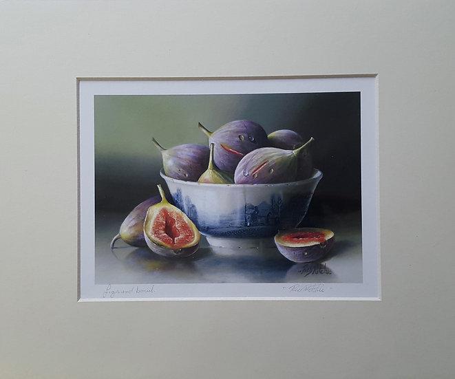 Figs & Bowl