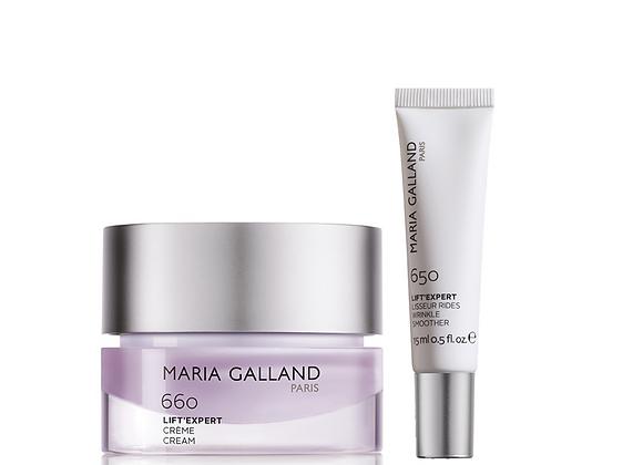 Maria Galland Crème Lift'Expert & Lisseur Rides Lift'Expert