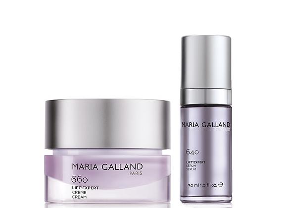 Maria Galland Sérum Lift'Expert & Crème Lift'Expert