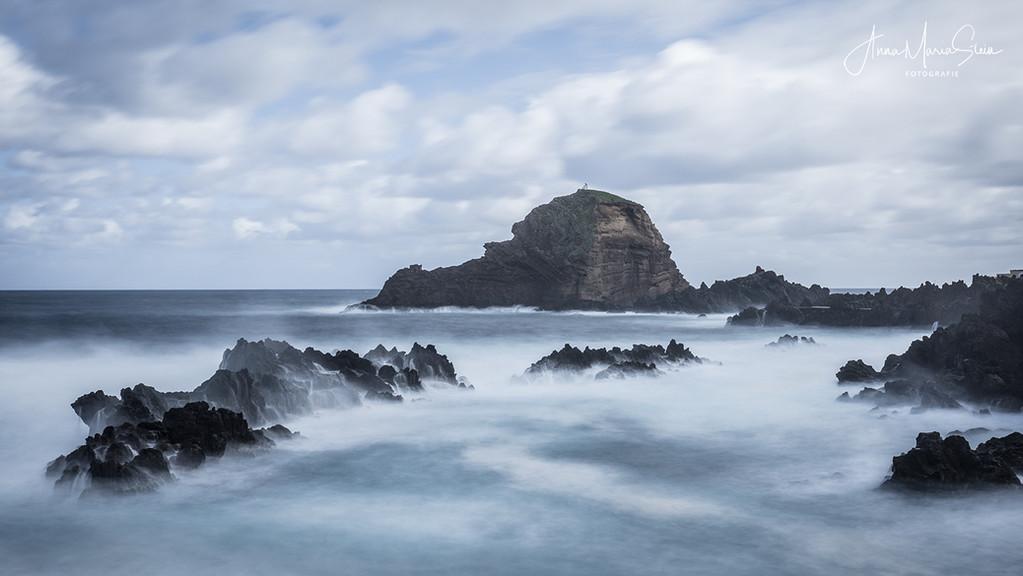 Lavapool Porto Moniz/Madeira