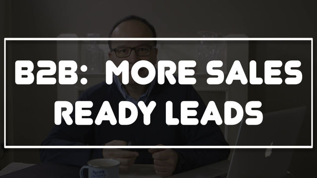 Sales love their leads!