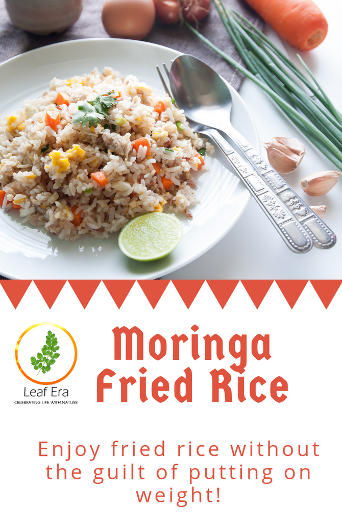 Nutrilicious Moringa Fried Rice