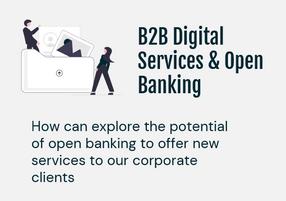 B2B Digital Services & Open Banking
