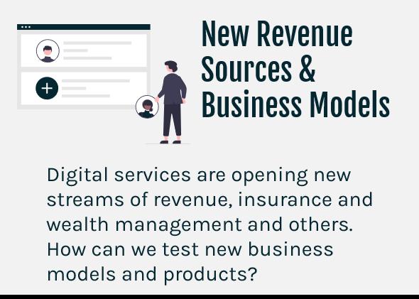 New Revenue Sources & Business Models