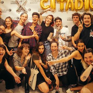 Feather x Citadium Party