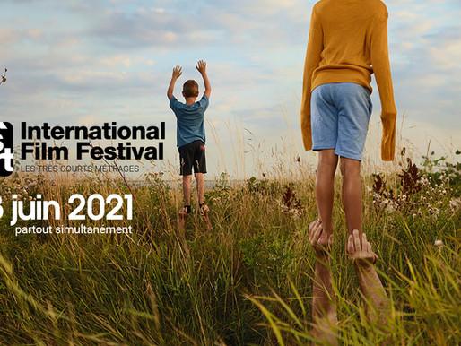 Le Très Court International Films Festival revient sur nos écrans pour sa 23ème édition