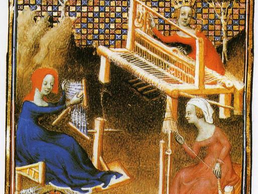 Les femmes dans l'histoire de l'art #1 : De l'Antiquité au Moyen-Âge