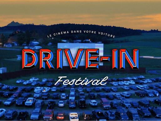 Drive-In Festival : le plaisir du cinéma en plein-air