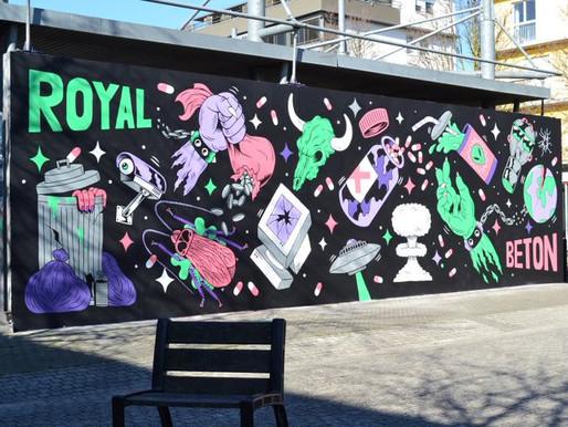 Royal Béton : le style pop et underground de deux illustrateurs bordelais