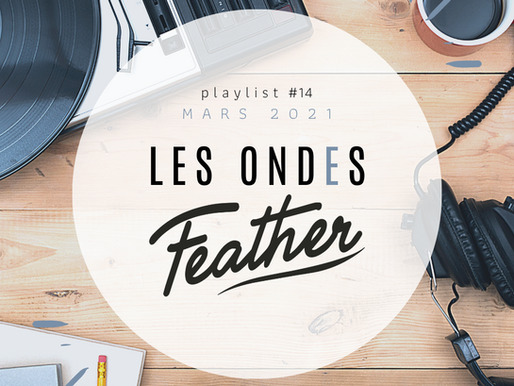 Les Ondes Feather #13