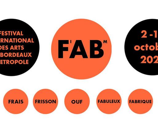 15 jours d'effervescence artistique avec le Festival International des Arts de Bordeaux Métropole