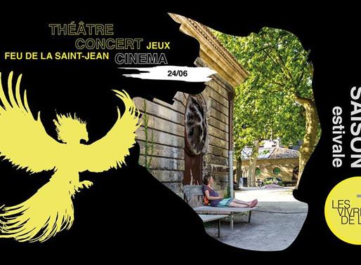 Les Vivre(s) de l'Art : L'Open Air de l'été bordelais, au 7e ciel et avec les étoiles !