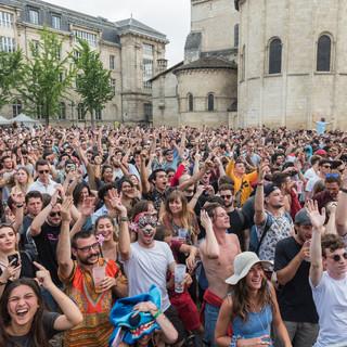 Bordeaux Open Air invite Bruxelles