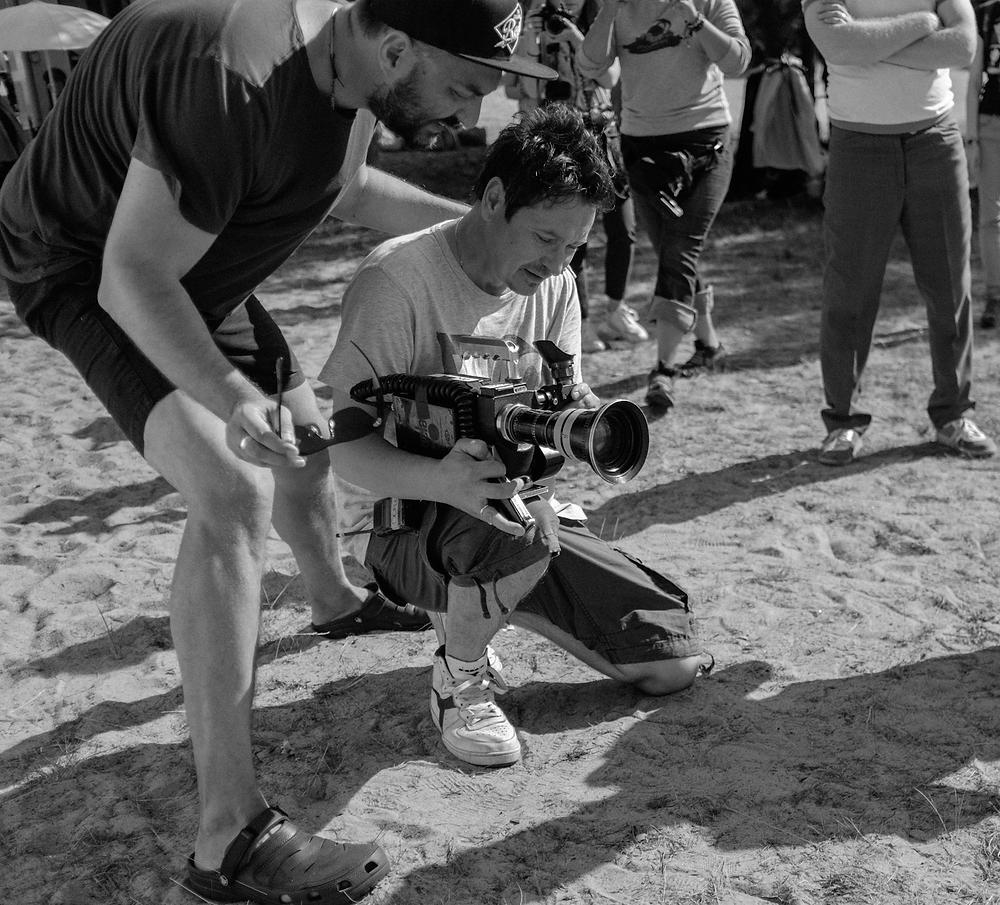 Kirill Serebrennikov sur le tournage de LETO - Alexeï Fokine