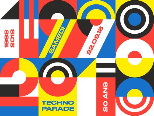 Techno Parade 2018 : on souffle la 20ème bougie