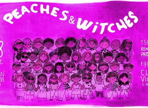 Peaches & Witches : un projet féminin et ambitieux qui bouscule la scène musicale indépendante