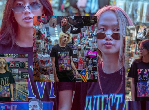 Retro Football Gang : une marque streetwear kitsch tout droit venue des ninetees