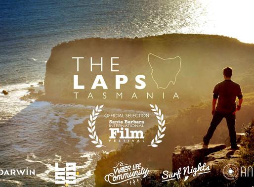 Évasion surf et voyage avec la projection de The Laps Of Tasmania