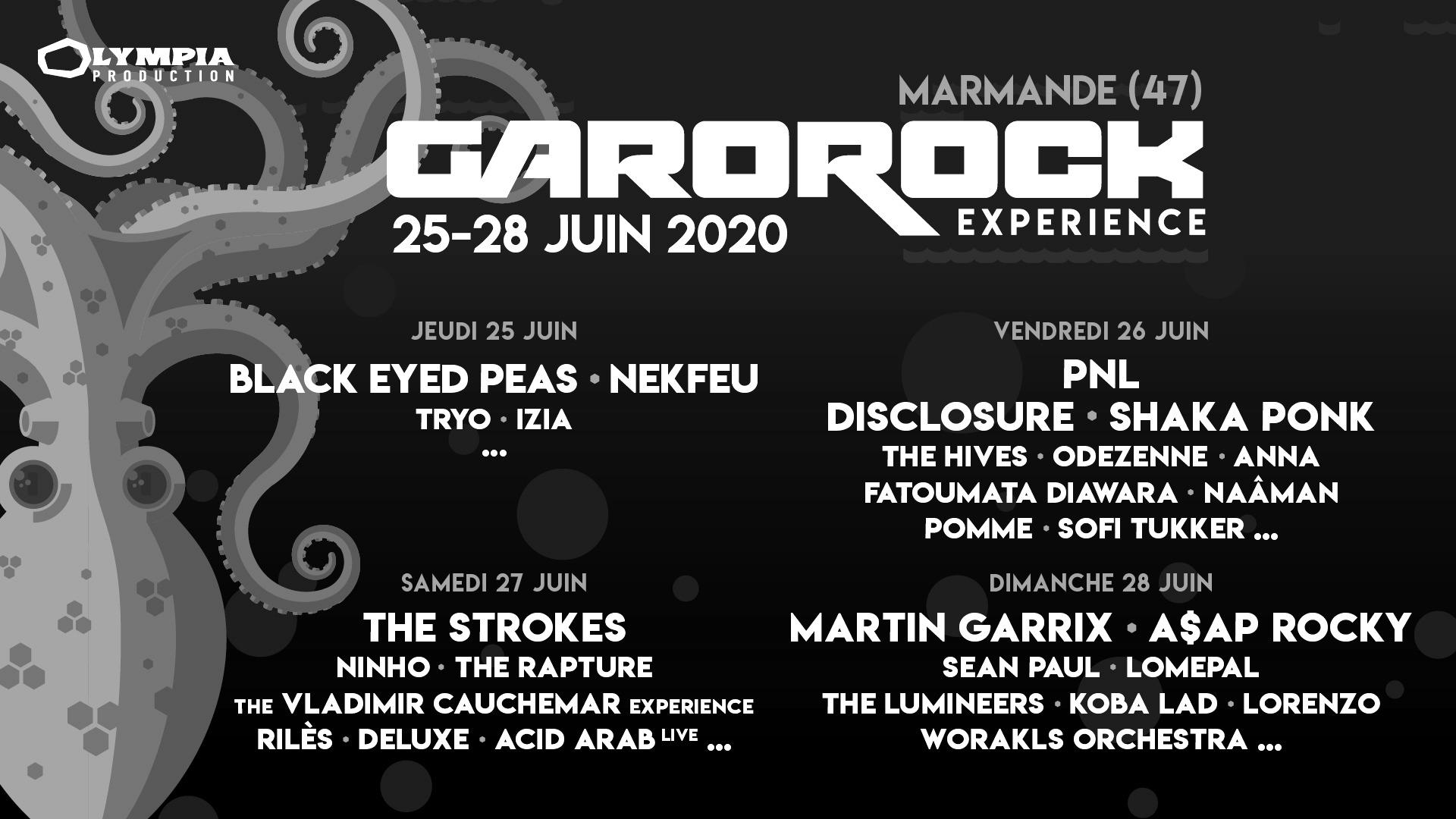Garorock 24ème