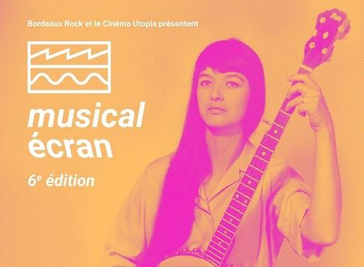 Musical écran : de la musique pour les yeux en période de récession filmique.