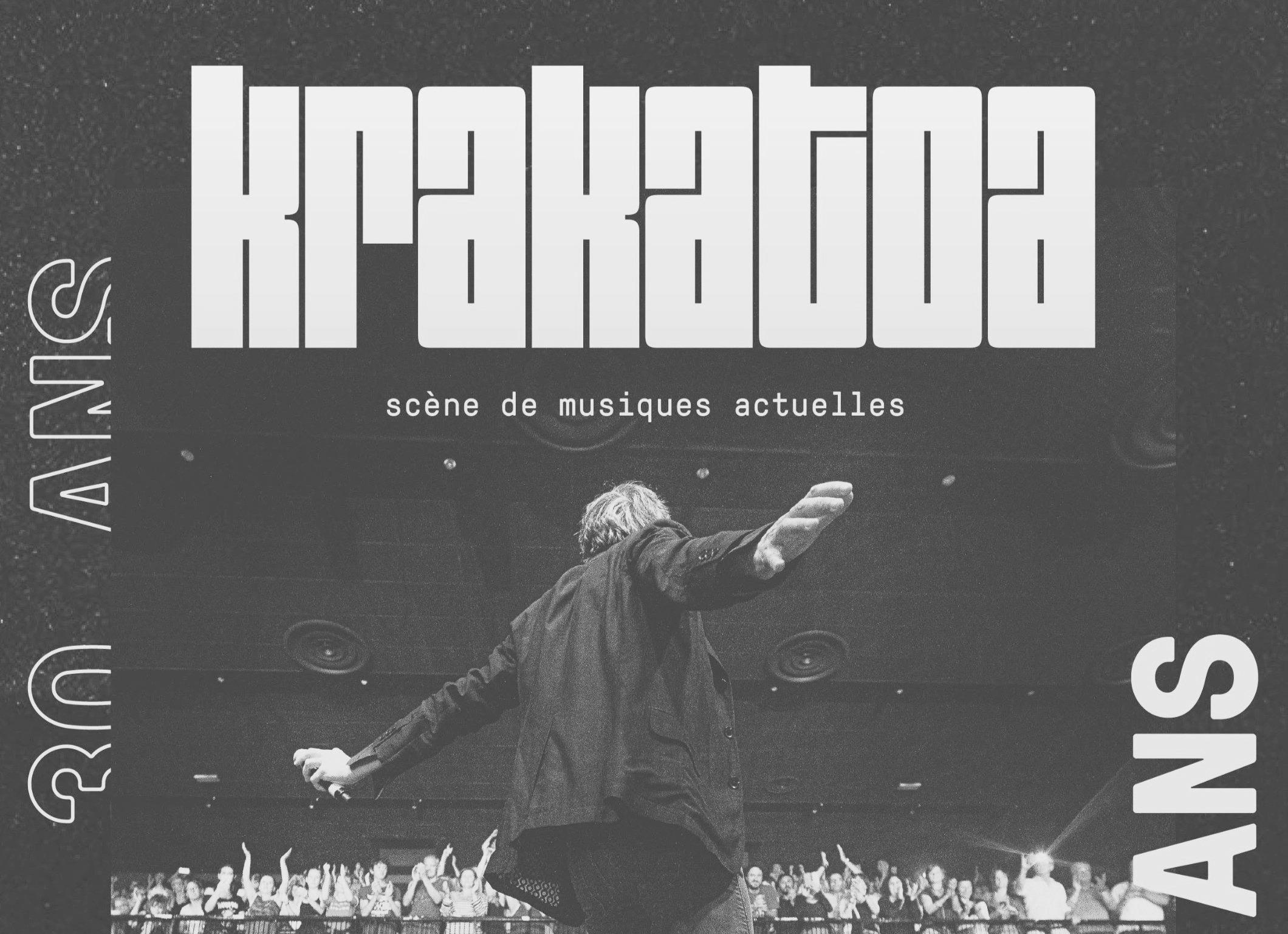Krakatoa, 30 ans !