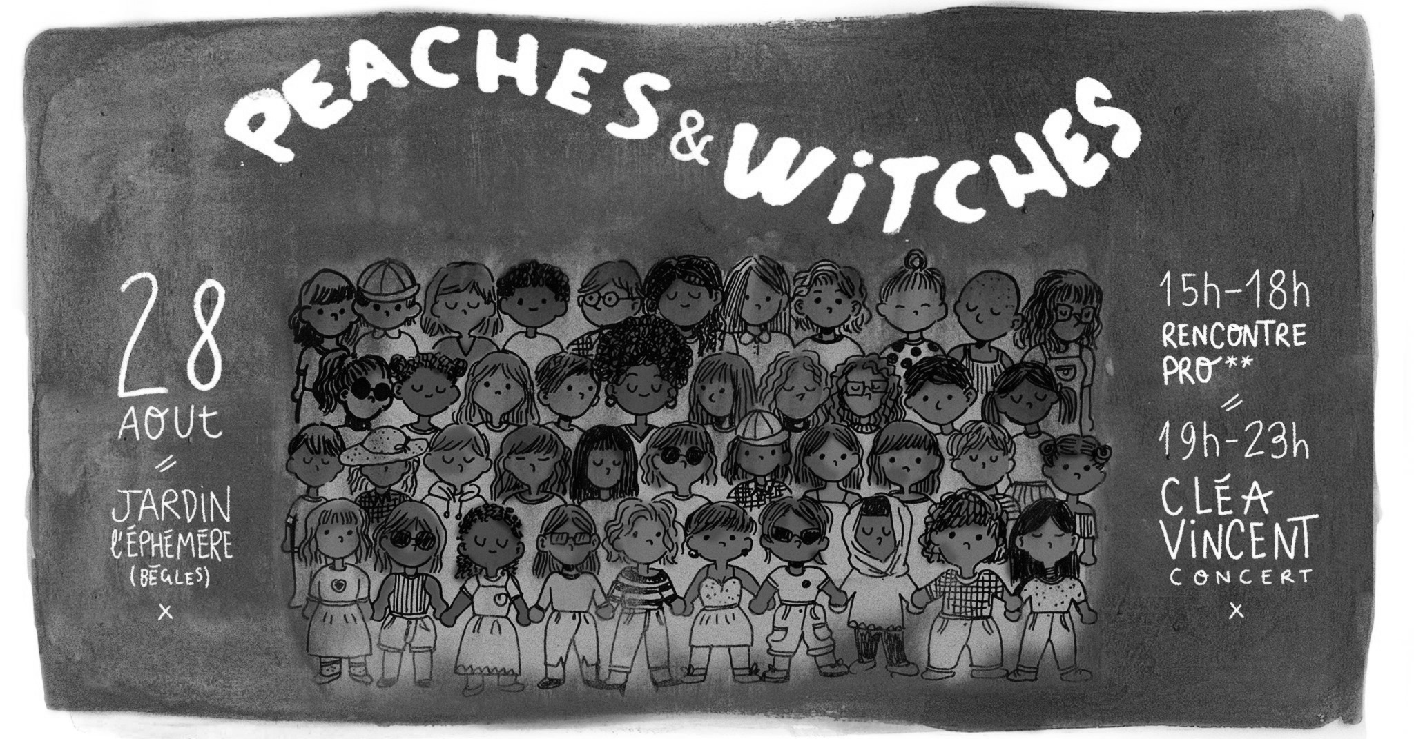 Peaches & Witches