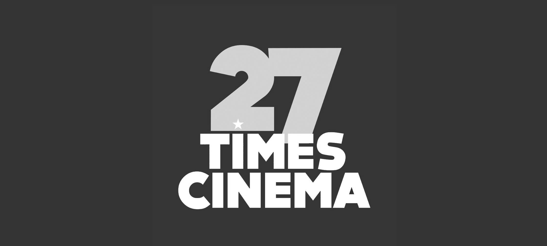 27 Times Cinéma