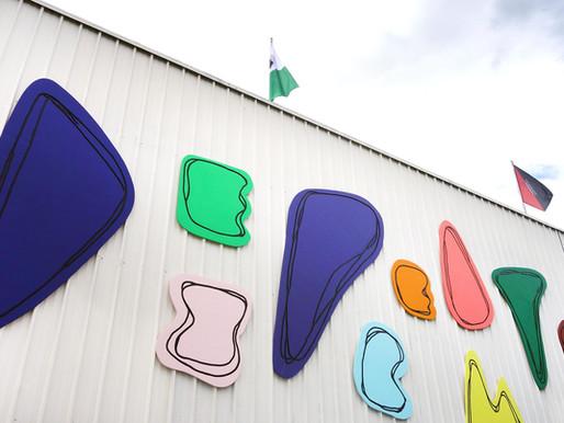 Rendez vous à la fabrique Pola pour une exposition à ciel ouvert
