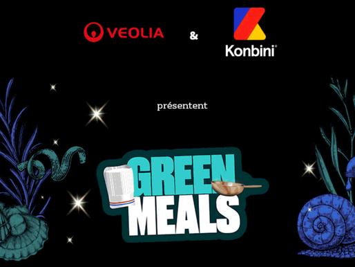 Green Meals : la mini-série qui allie gourmandise et cuisine responsable