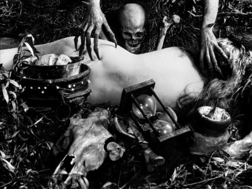 Retour sur la projection d'Haxän, un film de Benjamin Christensen