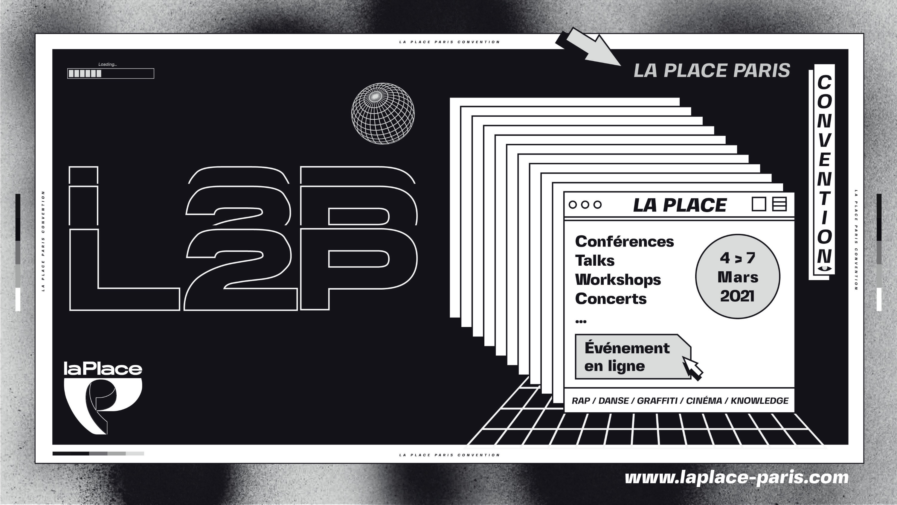 L2P convention hip-hop