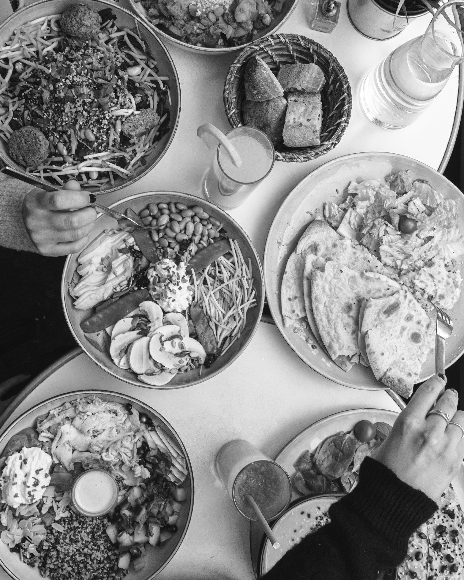 DS Café, sain et gourmand