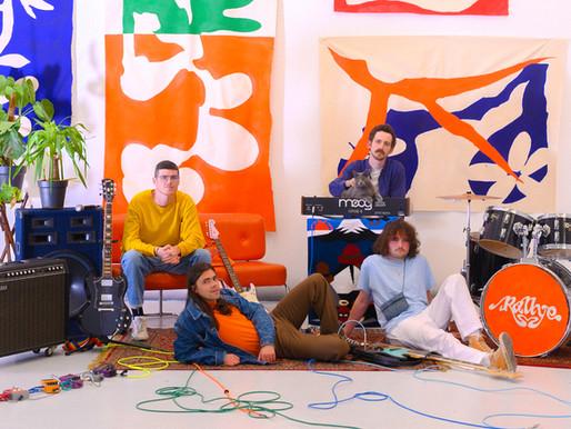 Rallye, le boys band pop aux influences rock psychédélique