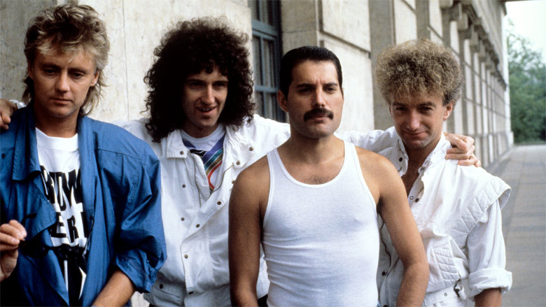 Queen 1985 - © PA Images