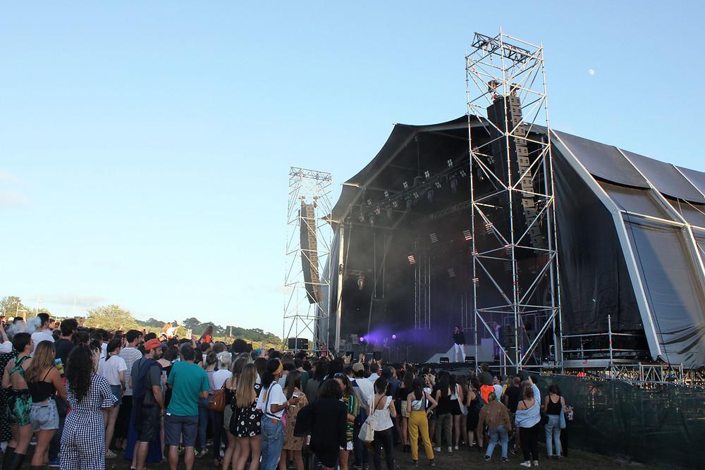 Lomepal à Biarritz En Été