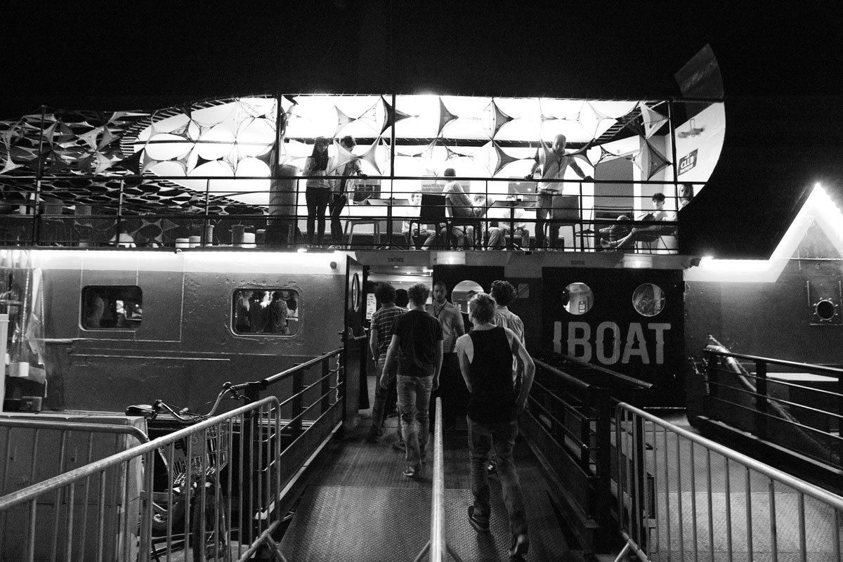L'Iboat: 8 ans déjà !