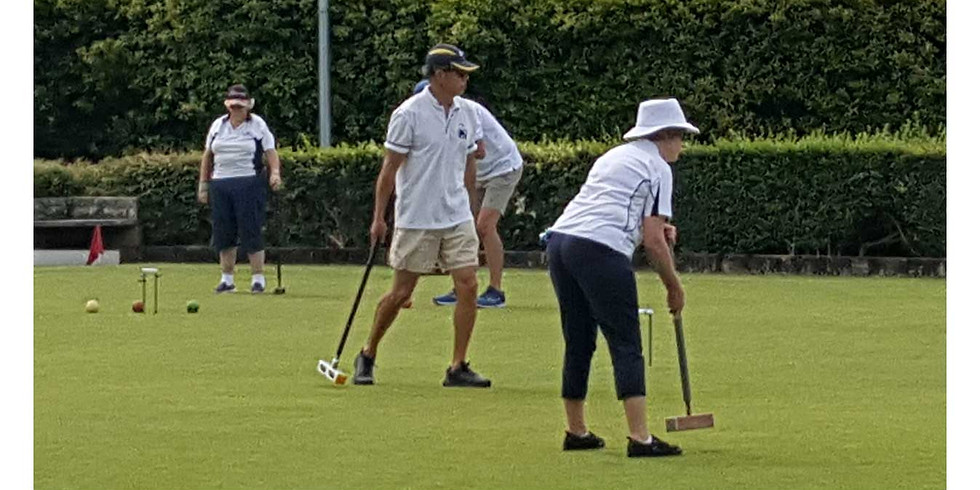 Mosman Prize for Golf Croquet Open