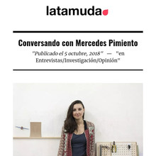 Entrevista en Latamuda