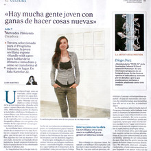 _Interview for ABC by Lara Martínez