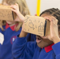 The Institute of Imagination exists to create space to re-imagine our world together. Their aim is to develop vital skills for the future and help support the wellbeing of everyone we work with.