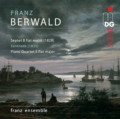 Cover Berwald CD