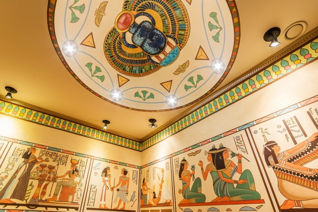 Зал Египет